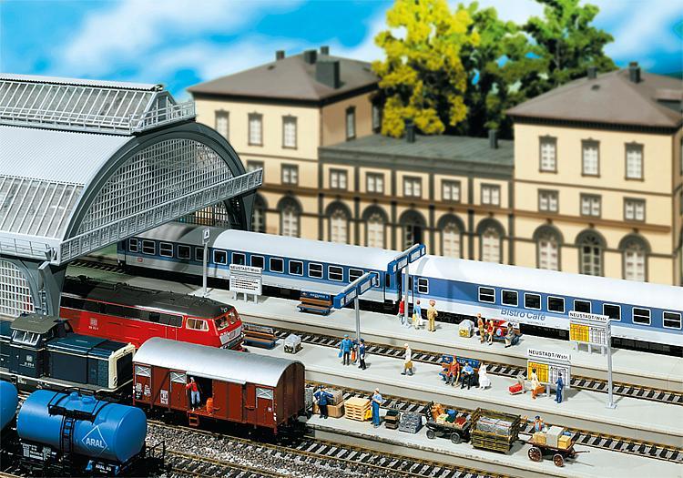 Faller H0 Stations