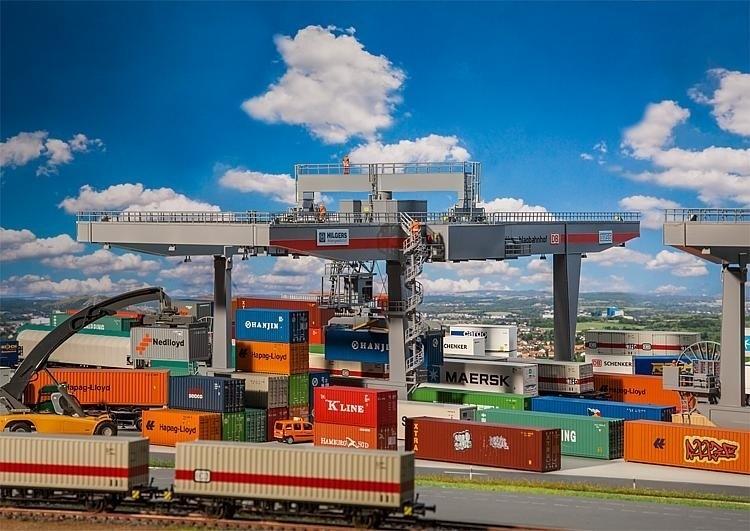 Faller H0 Handel, Nijverheid en Industrie