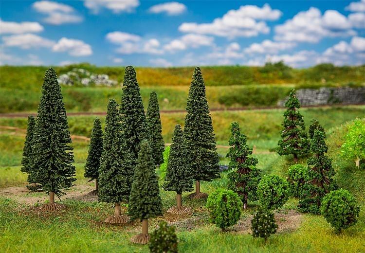 Faller Bomen en Planten