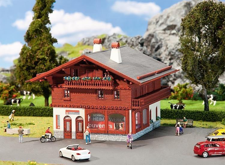 Faller H0 Zwitserse modellen