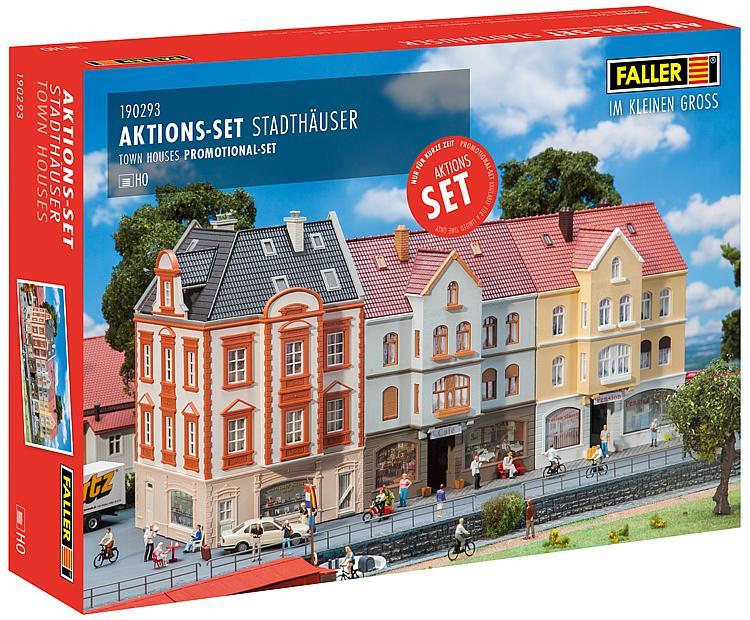 Faller H0 Actie combinatie set's
