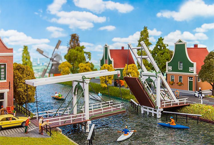 Faller Nederlandse modellen