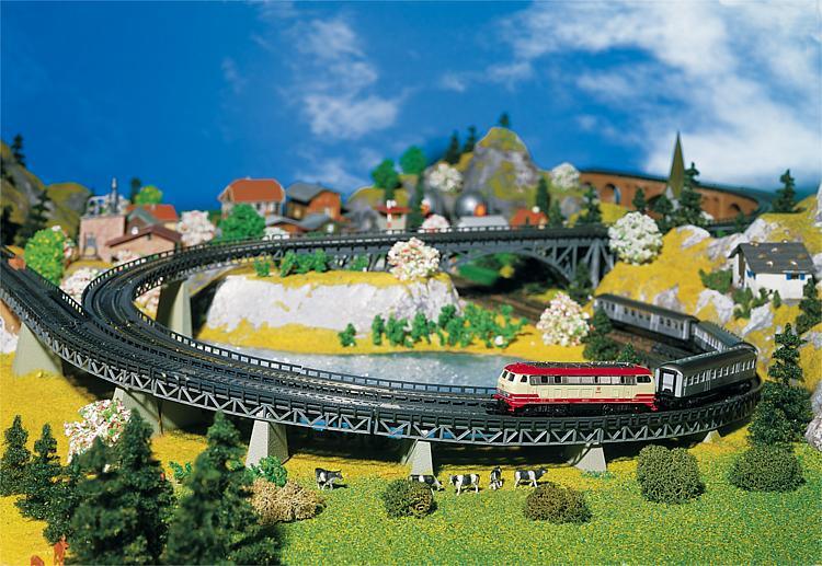 Faller N Bruggen, Tunnelportalen