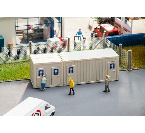 Faller H0 Toiletcontainer 130131