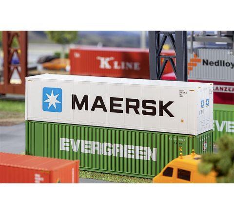 Faller 40' Hi-Cube Refrigerator Container MAERSK 180847