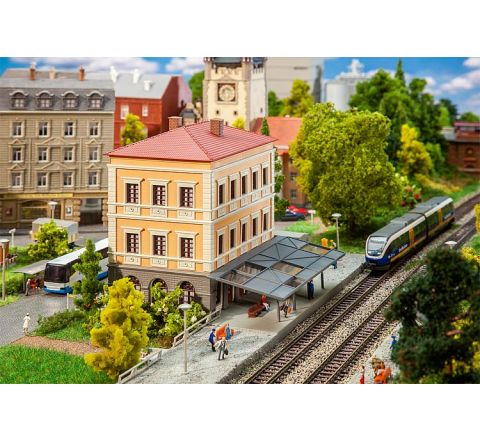Faller N Station Rothenstein 212119
