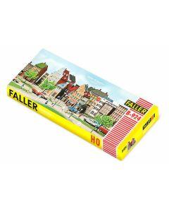 Faller H0 B-924 binnenstadsblok 109924 vanaf 08/20
