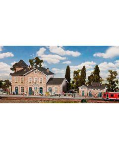Faller Station Volgelsheim 110121