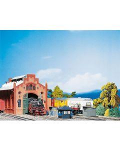 Faller Machinistenwachthuisje, 2 spoorwegposten 120133