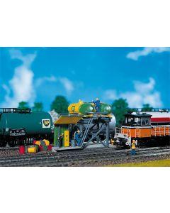 Faller Pompstation voor diesellocs 120145