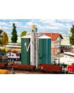 Faller Dubbele silo 120260