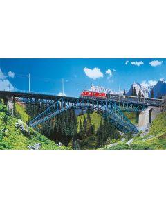 Faller Bietschtal-brug, duppelspoor 120535