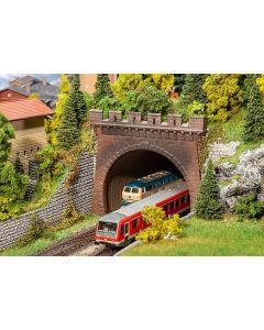 Faller 2 Tunnelportalen, 2-sporig 120570