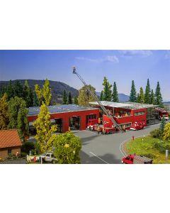Faller Moderne brandweerkazerne 130160