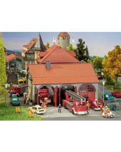 Faller Brandweergarage 130162
