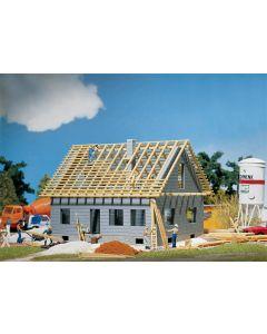Faller Eengezinswoning in aanbouw 130303