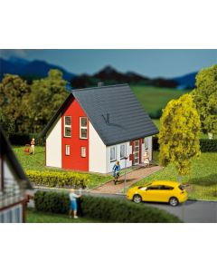 Faller Eensgezinswoning, rood 130315