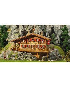 Faller Berghut Moser-Hütte 130329
