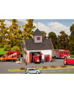 Faller Kleine brandweerkazerne 130336