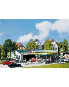 Faller Pompstation met servicegebouw 130345