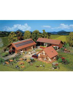 Faller Agrarisch bedrijf 130520
