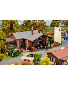 Faller H0 Werkplaats voor landbouwmachines 130579 vanaf 04/20