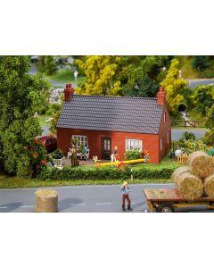 Faller H0 Bakstenen huis 130609
