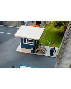 Faller H0 Portiershuisje met dakoverstek 130626 vanaf 03/20