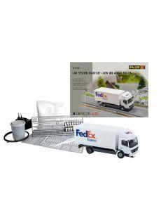 Faller H0 Car System startset vrachtwagen MB Atego FedEx 161488 vanaf 05/20
