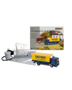 Faller H0 Car System startset vrachtwagen MB Atego Dachser 161489 vanaf 06/20