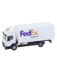 Faller Car System Vrachtwagen MB Atego 04 FedEx (HERPA) 161592