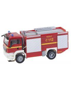 Faller Car System MAN TGS TLF Brandweer (HERPA) 161599