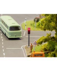 Faller Car System 2 LED-stoplichten met elektronica 161840