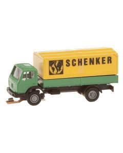 Faller N Car System LKW MB SK (WIKING) 162051