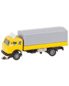 Faller Car System N Vrachtwagen MB SK huif/laadbak (WIKING) 162052