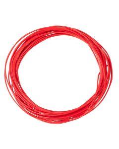 Faller Draad 0,04 mm², rood, 10 m 163781