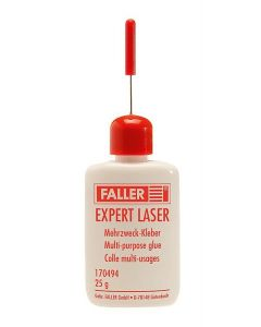 Faller EXPERT LASERCUT lijm, 25 g 170494