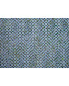 Faller Muurplaat, Grasstenen 170625