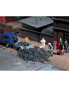 Faller Strooimateriaal kolenbrokken 170724