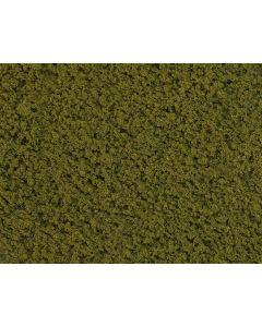 Faller PREMIUM Landschapsvlokken, grof, olijfgroen, gemleerd 171562