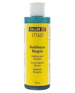 Faller Modelwater, blauwgroen 171657 vanaf 05/20