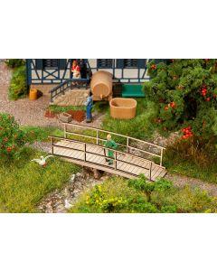 Faller H0 Kleine houten brug 180301 vanaf 04/20
