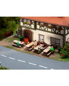 Faller H0 4 Picknickbanken 180304 vanaf 05/20