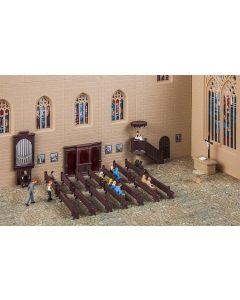 Faller H0 Kerk accessoire set 180346