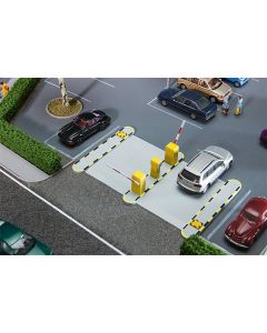 Faller Automatische parkeerplaats-slagbomen 180371