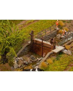 Faller 2 stuwdammen voor beekjes 180390