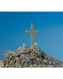 Faller H0 Bergtop met kruis 180547