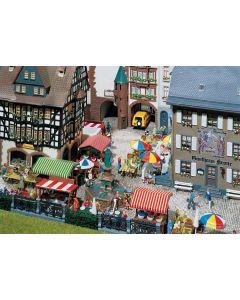 Faller Weekmarkt 180582