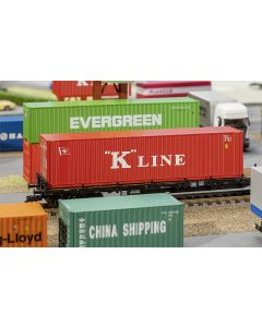 Faller 40' Hi-Cube Container K-LINE 180848