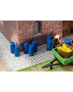 Faller H0 9 plastic vaten 180970